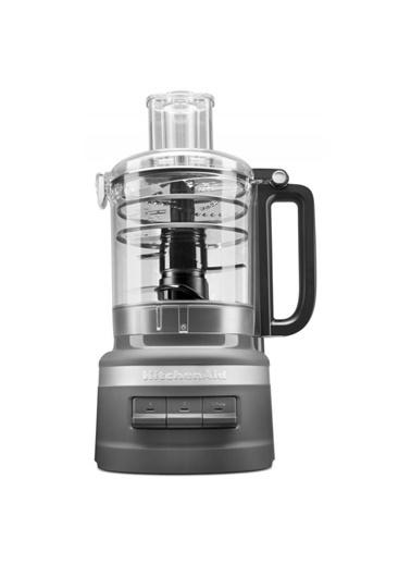 KitchenAid 2,1 L Mutfak Robotu - 5Kfp0919Edg Gri (Charcoal Grey) Renkli